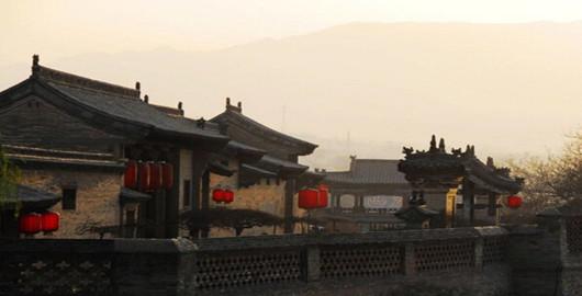 晋中王家大院