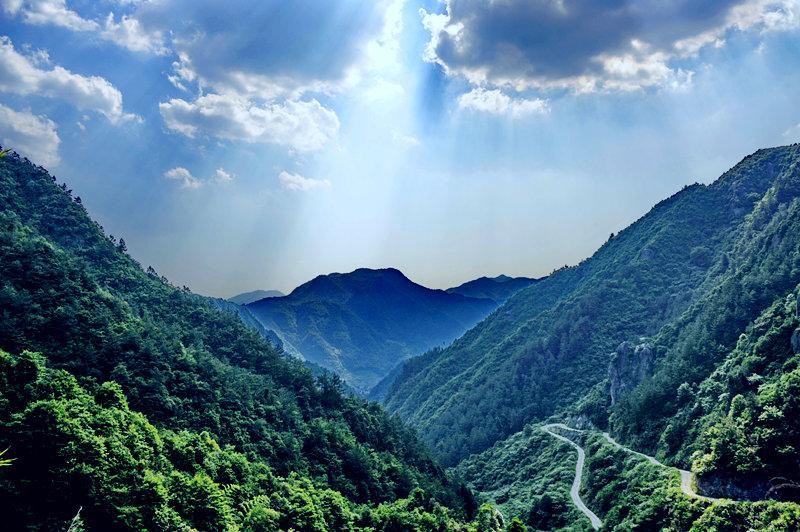台州天台山