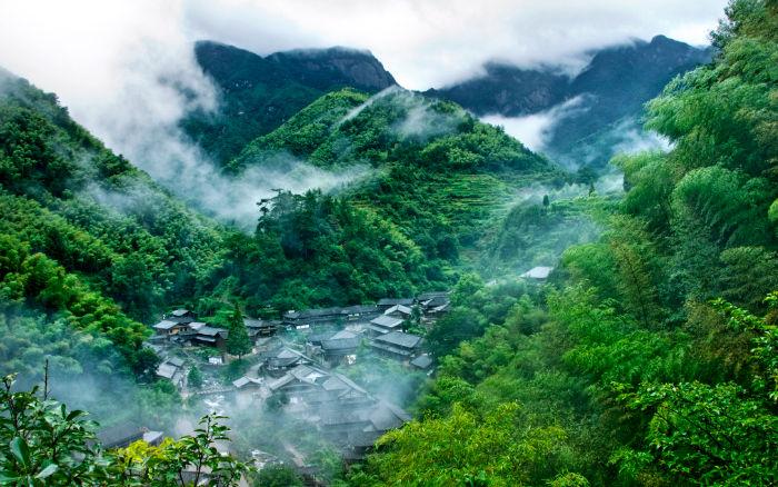 温州楠溪江
