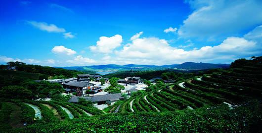 深圳茶溪谷度假公园