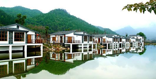 河源万绿谷休闲度假旅游区