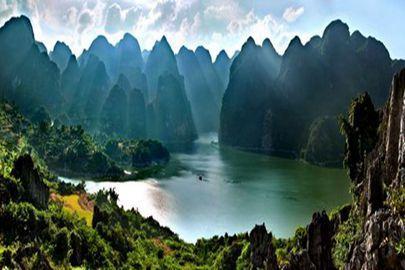 「萬峰湖遊船」的圖片搜尋結果