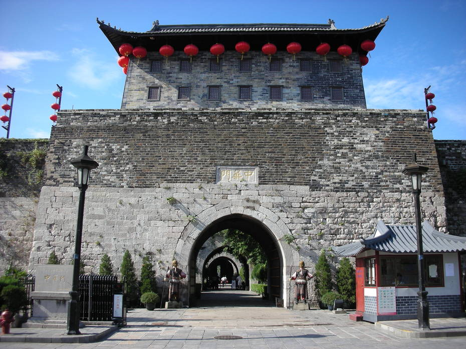 南京中华门城堡