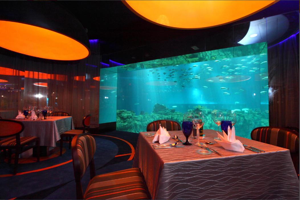 香港海洋公园餐厅