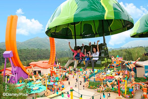 玩具兵团跳降伞