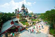 香港迪士尼乐园迷离庄园