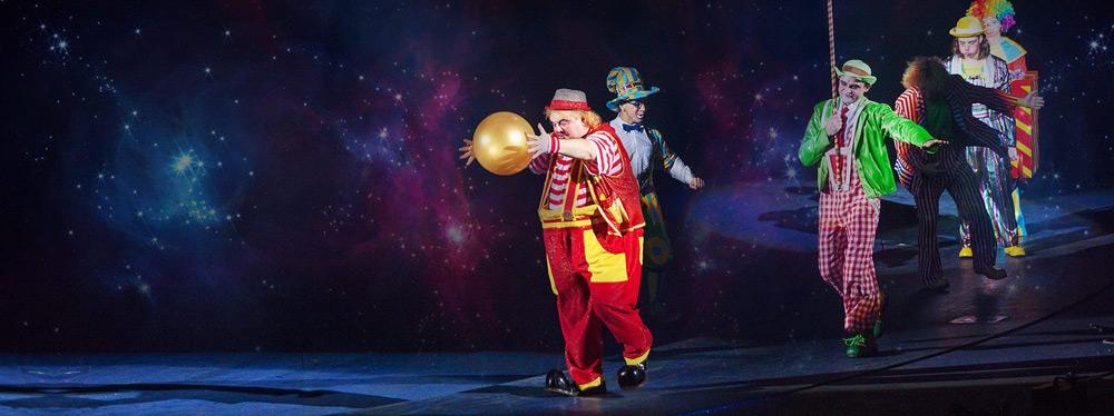 廣州長隆國際馬戲大劇院更驚豔