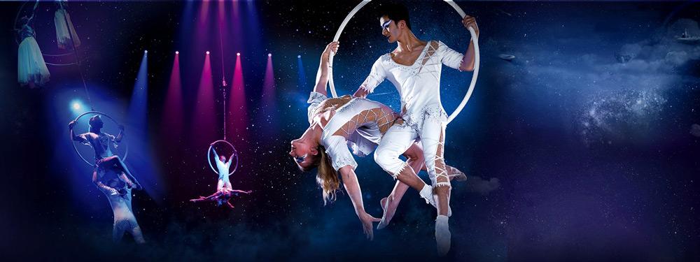 廣州長隆國際馬戲大劇院一起探尋奇幻世界