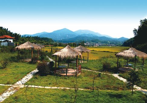 梅岭紫清山