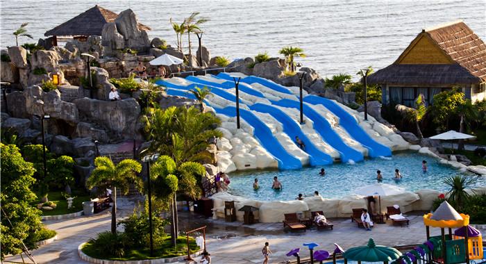珠海海泉湾泡海洋温泉