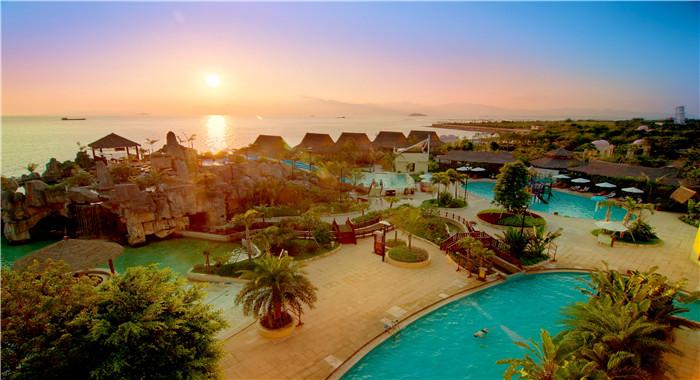 珠海海泉湾海泉湾度假区