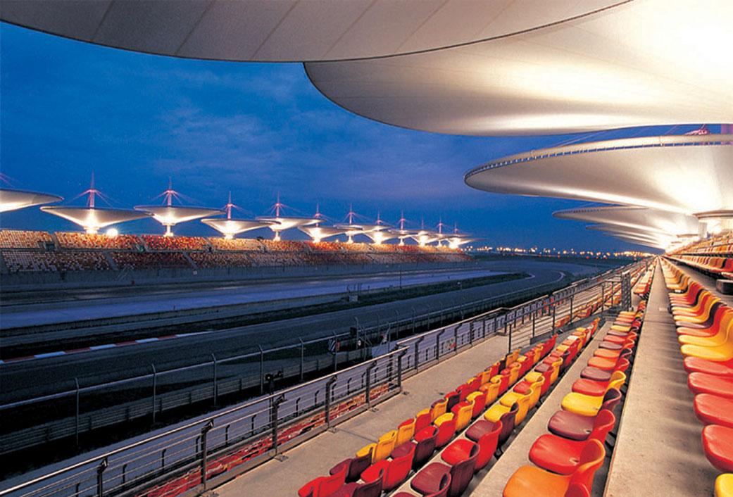 2015年F1中国大奖赛2015年4月10日赛程