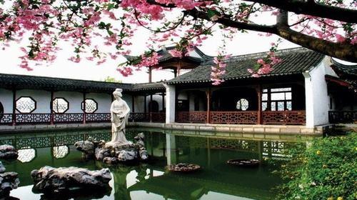 莫愁湖公园