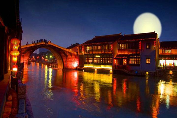 无锡江南古运河