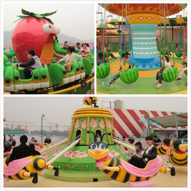 徐州乐园糖果世界花园区