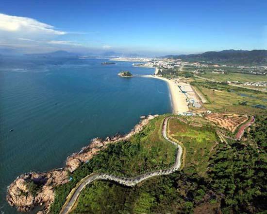 惠州大亚湾、绿道单车、 碧海湾漂流巴士1日跟团游大亚湾、小桂湾环海绿道单车、 碧海湾漂流、水上乐园、浪漫骑行邂逅激情漂流、让你暇想无限