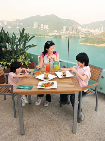 香港海洋公園餐廳