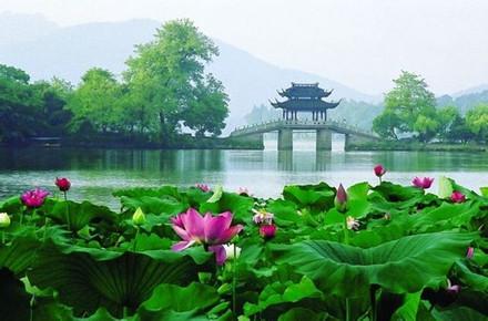 华东五市全景江南5日巴士跟团游双水乡