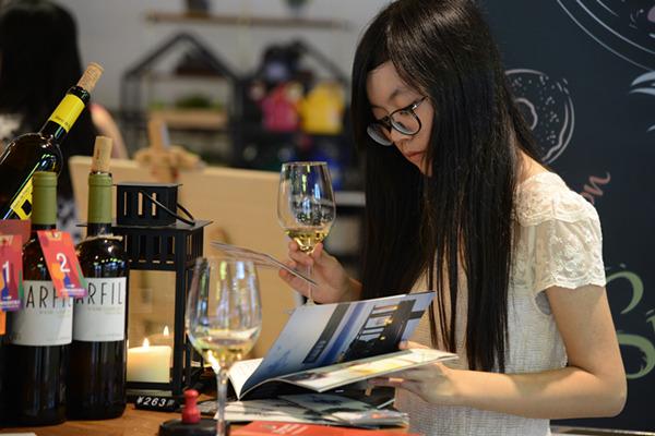 2015上海葡萄酒周市集起泡酒只要88元买买买