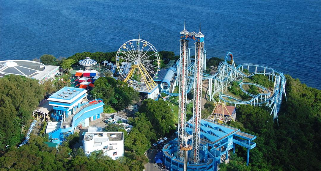 香港海洋公园乐游香港海洋公园
