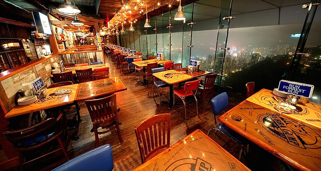 香港杜莎夫人蜡像馆阿甘虾午餐套餐