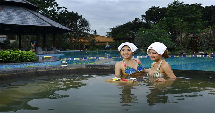 中山温泉旅游度假区温泉园
