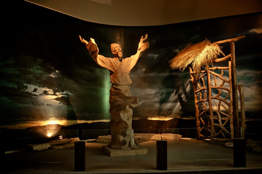 杜甫草堂博物馆诗圣著千秋陈列展