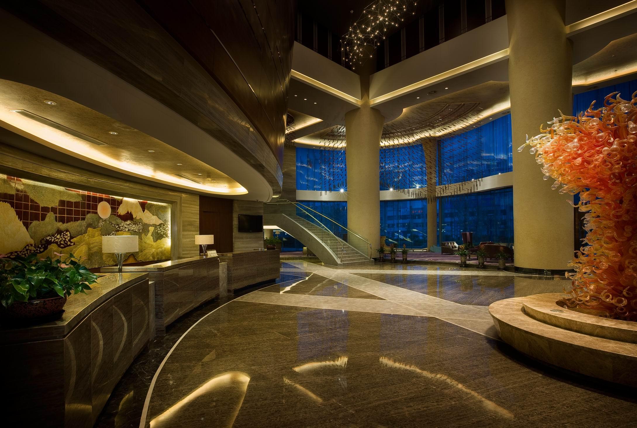 住1晚廊坊阿尔卡迪亚国际酒店多种房型任选+双人营养早餐