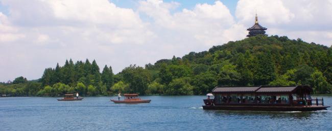 杭州西湖、周庄水乡巴士2日跟团游纯玩0购物
