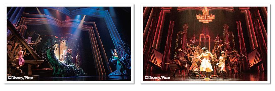 香港迪士尼樂園全新百老匯式音樂劇迪士尼魔法書房