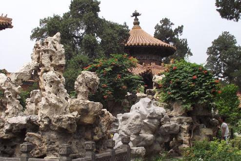 故宫之御花园