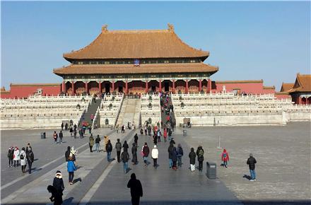 北京故宫、长城、海底世界、十三陵全景巴士4日当地游北京景点全含,精华十三陵,观看大型奥运预演表演