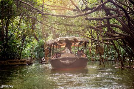 香港迪士尼樂園探險世界