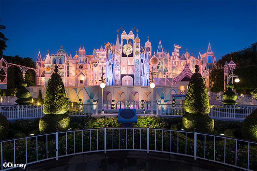 香港迪士尼樂園幻想世界
