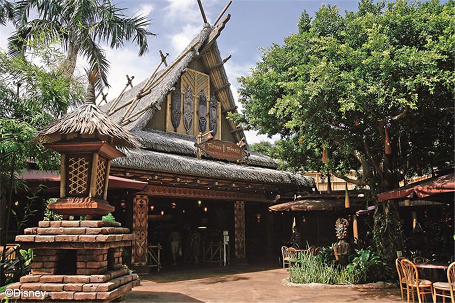 香港迪士尼樂園碧林餐廳