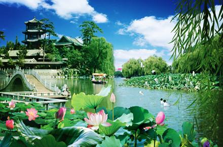 【魅力华东,水乡古镇】杭州雷峰塔-苏州狮子林-乌镇纯玩巴士3日2晚跟团游