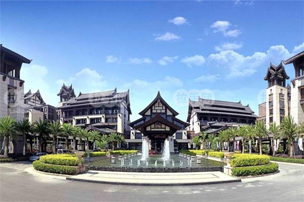 熹乐谷温泉度假酒店