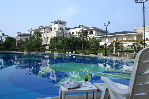 安庆碧桂园游泳馆