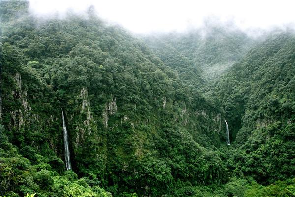 河源万绿谷空中漂流万绿谷空中漂流
