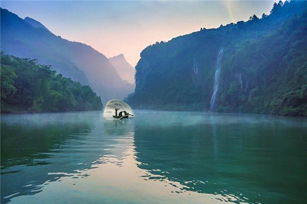 湟川三峡塄枷峡