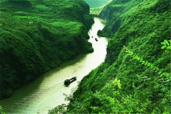 湟川三峡仙女峡