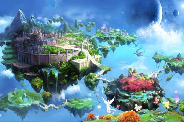 南京好莱坞魔法城圣灵国