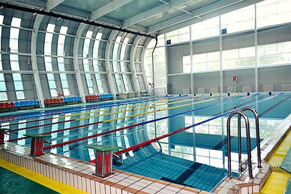 二南开中学游泳馆