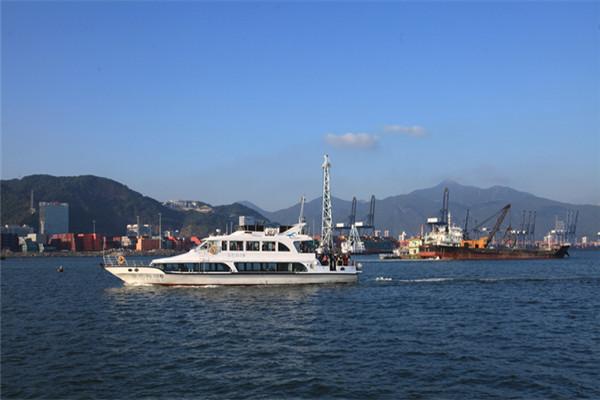 深圳金色海岸游艇