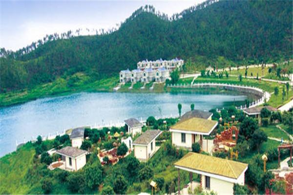 阳西咸水矿温泉旅游度假山庄