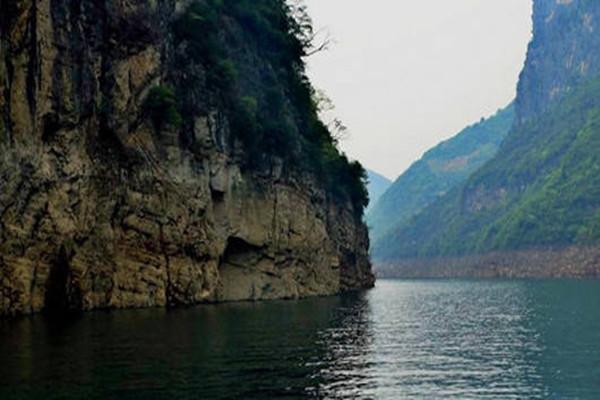 野三峡--黄鹤桥峰林峡谷