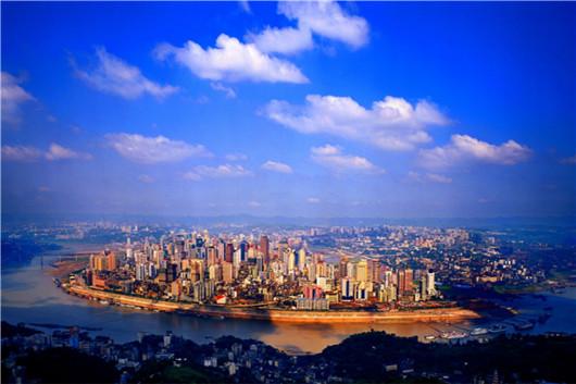 重庆市内磁器口、洪崖洞、长江索道、两江夜游双汽1日深度游不览夜景未到重庆