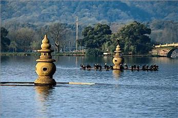 杭州西湖游船、宋城景区、乌镇2日巴士跟团游游宋城景区,体验杭州风情