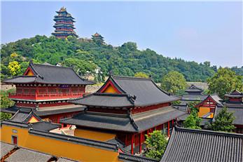 苏州狮子林、虎丘、南京古都巴士2日跟团游纯玩无购物,游苏州园林,传承古都文化精神