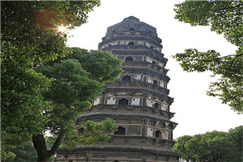苏州拙政园、虎丘、寒山寺1日巴士跟团游城市与水乡的完美结合